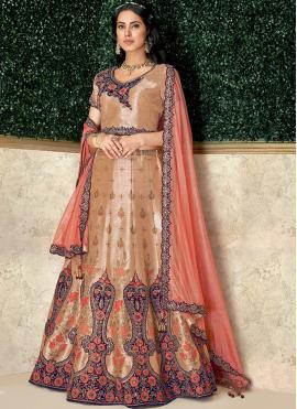 Aspiring Resham Art Silk Lehenga Choli