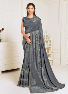 Auspicious Trendy Saree For Engagement