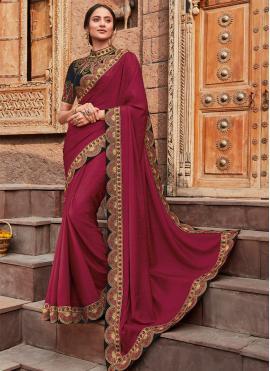 Awesome Zari Silk Classic Saree