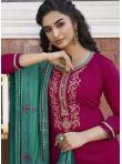 Beauteous Designer Patiala Suit For Festival - 1