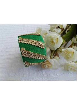 Green  Kada Bangles