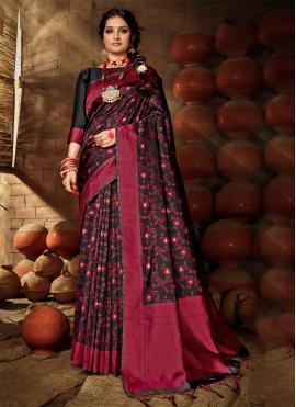 Best Banarasi Silk Weaving Traditional Designer Saree