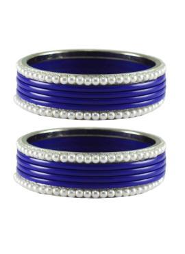 Blue Wedding Bangles