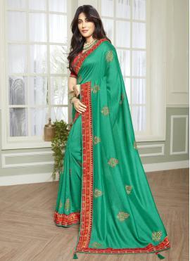 Chitrangada Singh Traditional Designer Saree For Mehndi