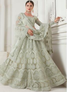 Classical Embroidered Designer Lehenga Choli