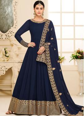 Compelling Anarkali Suit For Sangeet