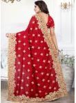 Delightsome Traditional Saree For Party - 2