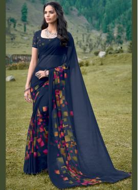 Desirable Bollywood Saree For Festival