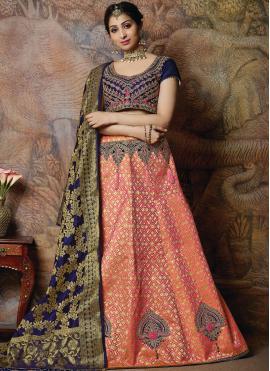 Desirable Embroidered Designer Lehenga Choli