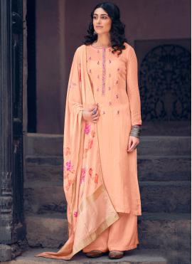 Desirable Muslin Digital Print Designer Pakistani Suit