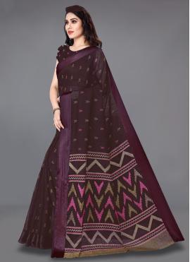 Elegant Cotton Classic Saree