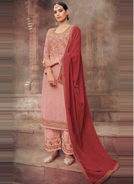 Elegant Designer Pakistani Suit For Festival