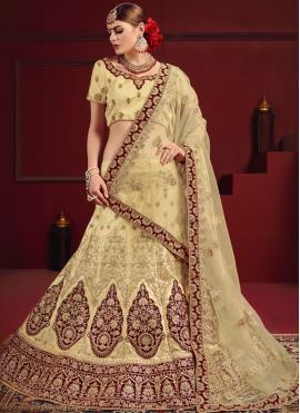 Entrancing Designer Lehenga Choli For Sangeet