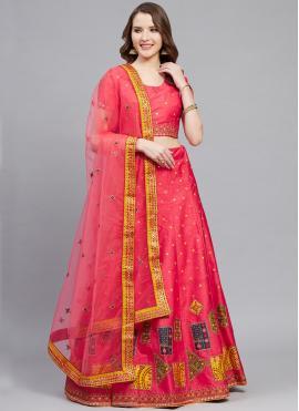 Exquisite Designer Lehenga Choli For Reception