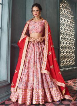 Extraordinary Lace Lehenga Choli