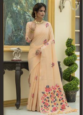 Fab Cotton Trendy Saree