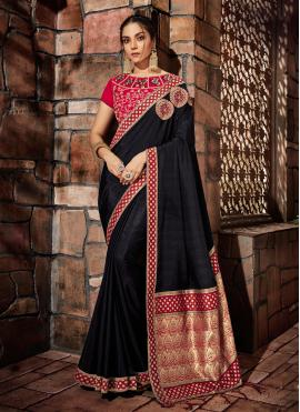 Fantastic Designer Saree For Sangeet
