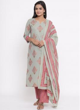 Flawless Print Festival Readymade Suit