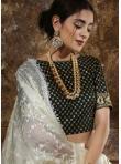 Floral Lehenga Choli For Sangeet - 3