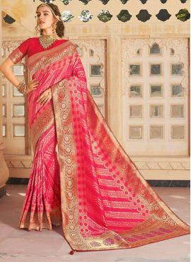Gilded Weaving Classic Saree