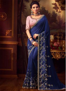 Glowing Silk Classic Saree