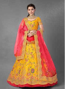 Heavenly Sequins Trendy Lehenga Choli