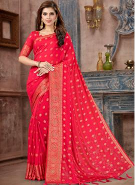 Heavenly Silk Traditional Saree