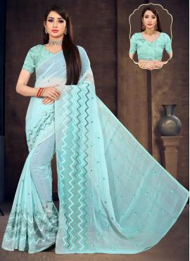 Hypnotic Fancy Ceremonial Designer Traditional Saree