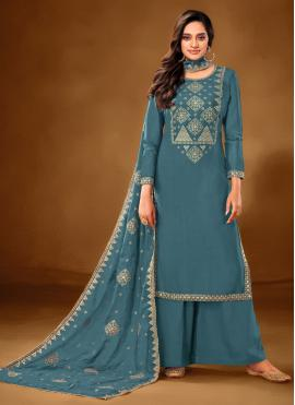 Immaculate Embroidered Cotton Lawn Designer Pakistani Suit