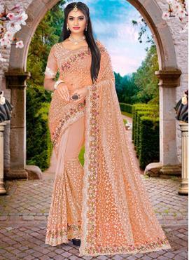 Incredible Net Designer Saree