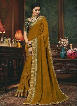 Invaluable Silk Traditional Designer Saree