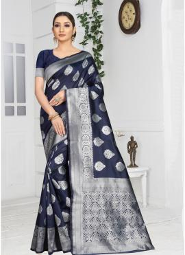 Invigorating Grey Casual Casual Saree