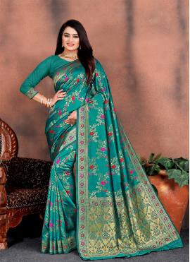 Latest Weaving Festival Classic Saree