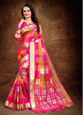 Marvelous Classic Designer Saree For Party