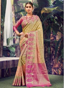 Marvelous Silk Traditional Saree