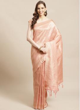 Mod Silk Weaving Traditional Designer Saree