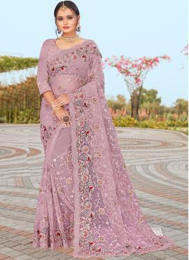 Mystic Resham Sangeet Designer Saree