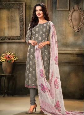 Nice Cotton Party Trendy Salwar Kameez