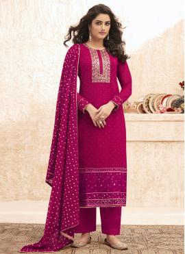 Observable Rani Ceremonial Designer Straight Salwar Suit