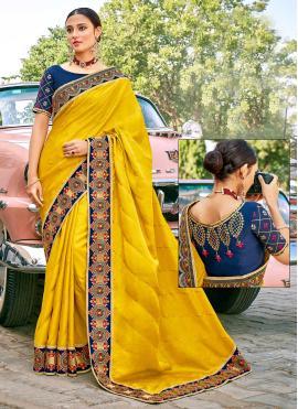 Perfect Art Banarasi Silk Classic Designer Saree