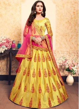 Perfect Designer Lehenga Choli For Sangeet