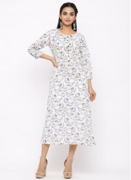 Picturesque Casual Kurti For Party