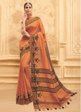 Pleasance Art Silk Traditional Saree
