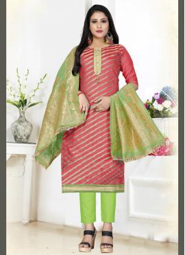 Pretty Red Bollywood Salwar Kameez