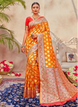 Prime Silk Traditional Designer Saree