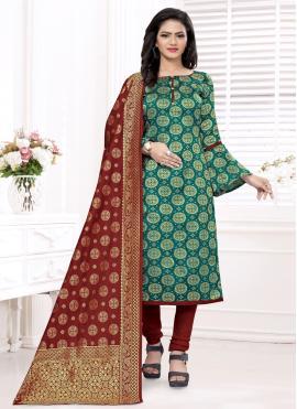 Rama Ceremonial Churidar Salwar Suit