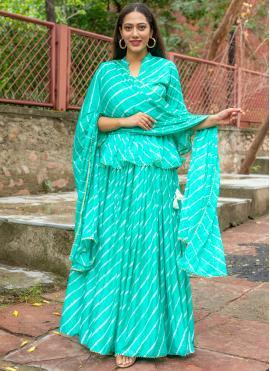 Rama Fancy Silk Readymade Suit