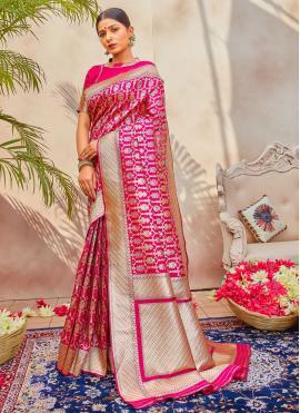 Rani Silk Festival Traditional Saree