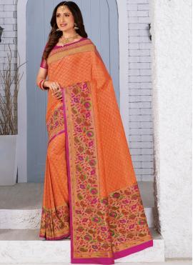 Ravishing Trendy Saree For Party