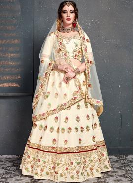 Regal Silk Wedding Designer Lehenga Choli